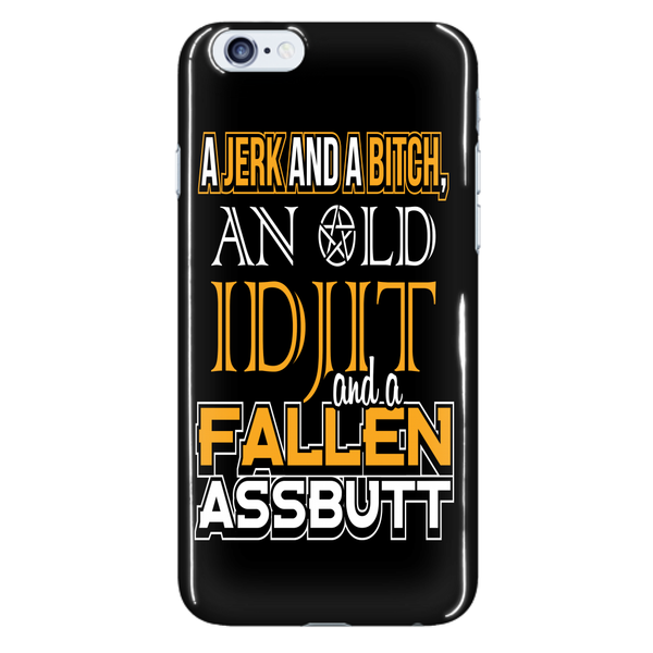 Fallen Idjit - Phone Cover - Phone Cases - Supernatural-Sickness - 7
