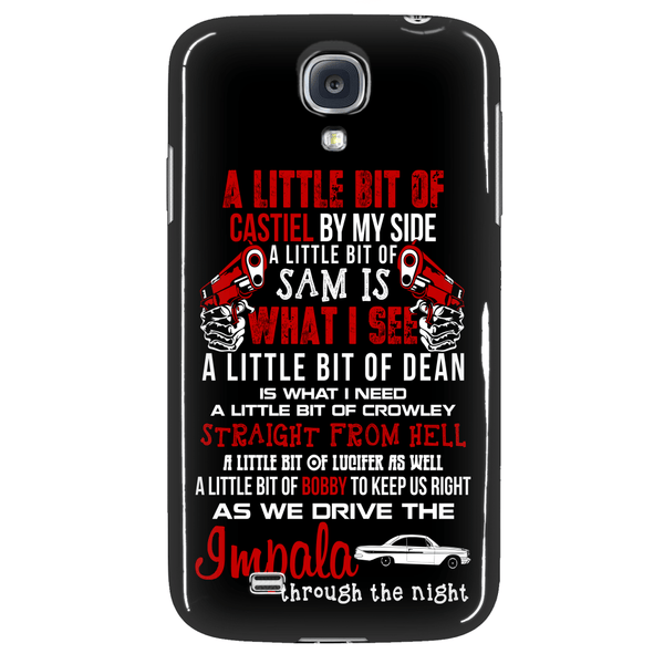 A Little Bit - Phonecover - Phone Cases - Supernatural-Sickness - 3