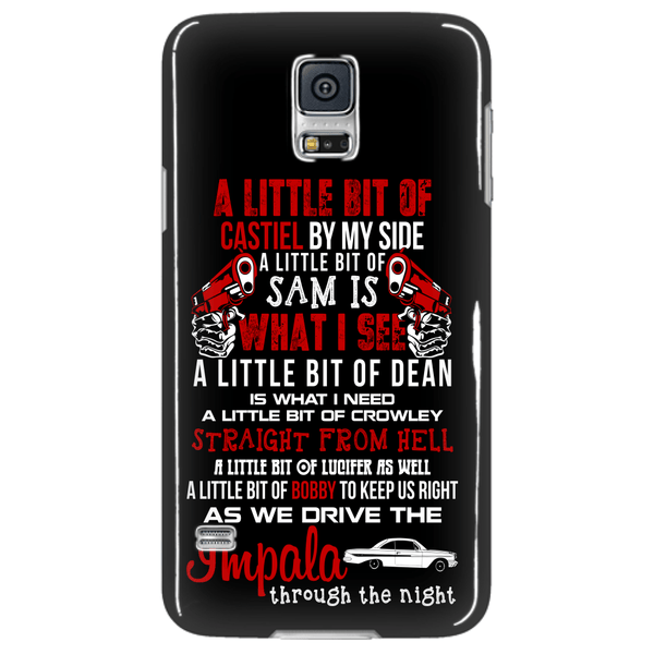 A Little Bit - Phonecover - Phone Cases - Supernatural-Sickness - 4