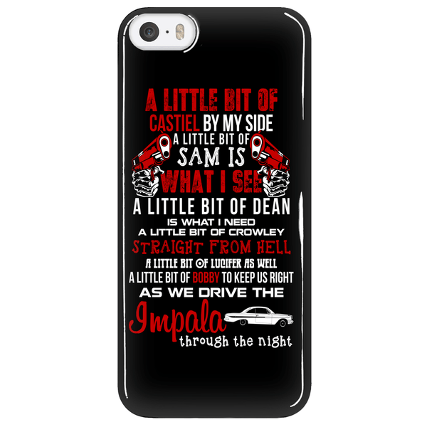 A Little Bit - Phonecover - Phone Cases - Supernatural-Sickness - 5