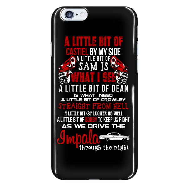 A Little Bit - Phonecover - Phone Cases - Supernatural-Sickness - 7