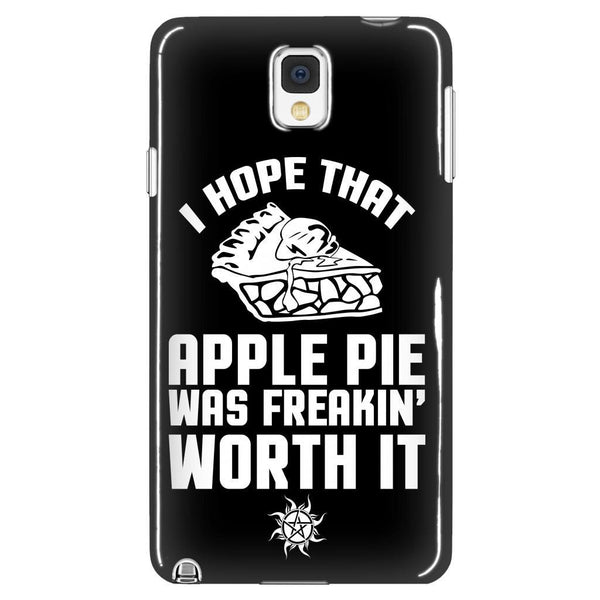 Apple Pie - Phonecover - Phone Cases - Supernatural-Sickness - 1