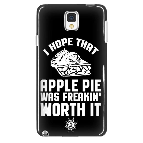 Apple Pie - Phonecover - Phone Cases - Supernatural-Sickness - 2