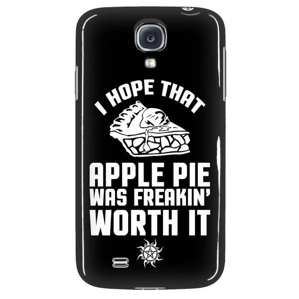 Apple Pie - Phonecover - Phone Cases - Supernatural-Sickness - 3