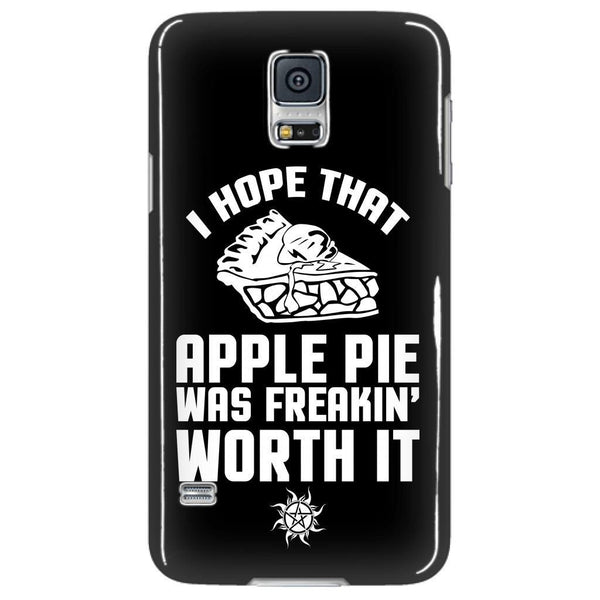 Apple Pie - Phonecover - Phone Cases - Supernatural-Sickness - 4