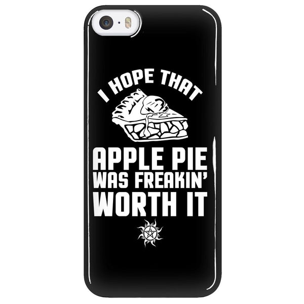 Apple Pie - Phonecover - Phone Cases - Supernatural-Sickness - 5