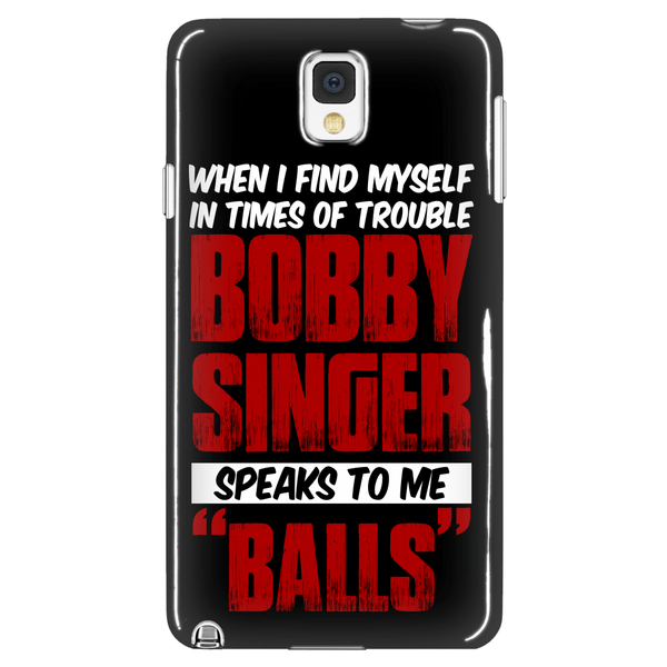 Bobby Singer - Phonecover - Phone Cases - Supernatural-Sickness - 1