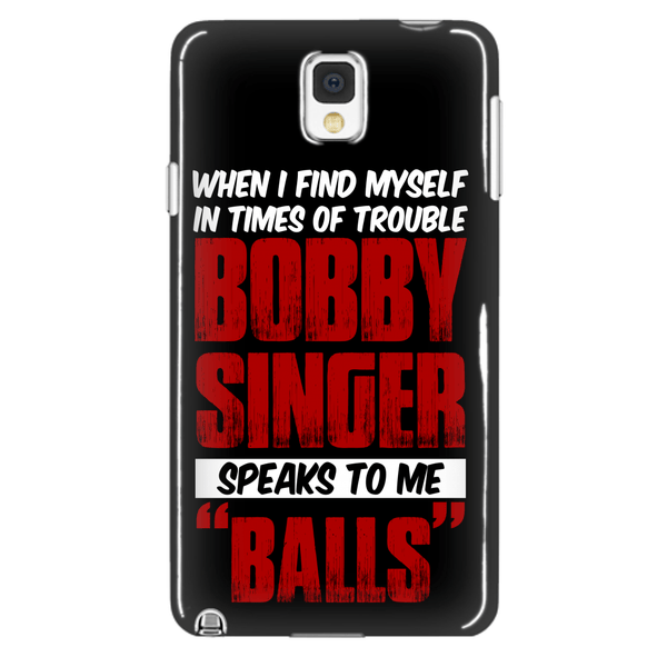 Bobby Singer - Phonecover - Phone Cases - Supernatural-Sickness - 2