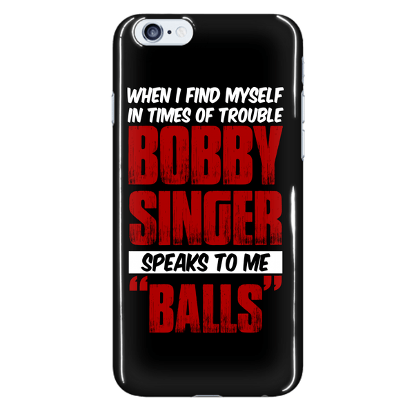 Bobby Singer - Phonecover - Phone Cases - Supernatural-Sickness - 7