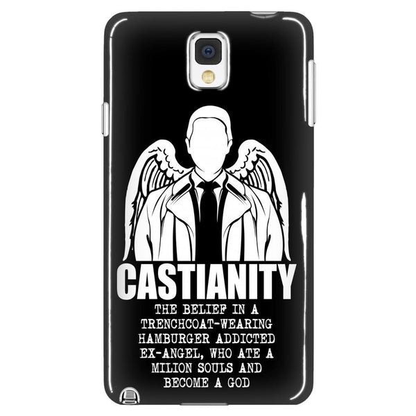 Castianity - Phonecover - Phone Cases - Supernatural-Sickness - 1
