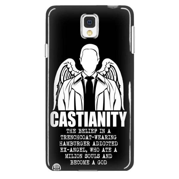 Castianity - Phonecover - Phone Cases - Supernatural-Sickness - 2