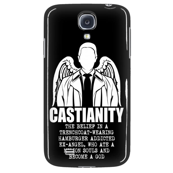 Castianity - Phonecover - Phone Cases - Supernatural-Sickness - 3