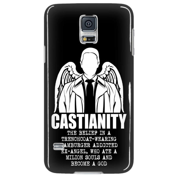 Castianity - Phonecover - Phone Cases - Supernatural-Sickness - 4