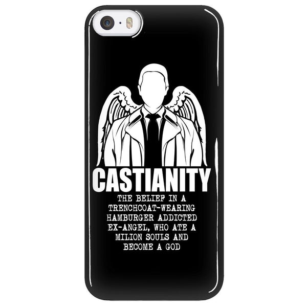 Castianity - Phonecover - Phone Cases - Supernatural-Sickness - 5