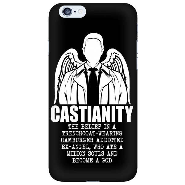 Castianity - Phonecover - Phone Cases - Supernatural-Sickness - 6