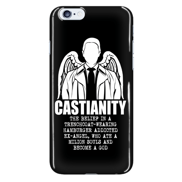 Castianity - Phonecover - Phone Cases - Supernatural-Sickness - 7