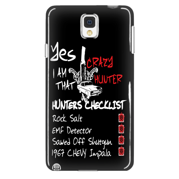 Crazy Hunter - Phonecover - Phone Cases - Supernatural-Sickness - 2