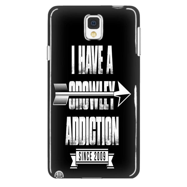 Crowley Addiction - Phonecover - Phone Cases - Supernatural-Sickness - 2