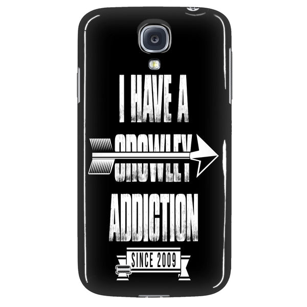 Crowley Addiction - Phonecover - Phone Cases - Supernatural-Sickness - 3