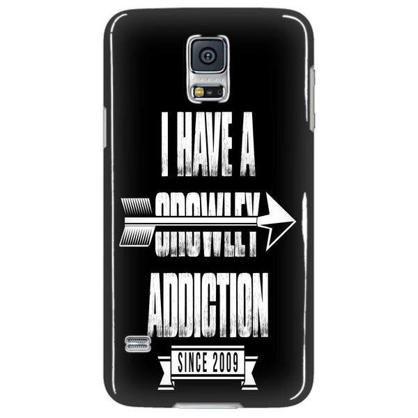 Crowley Addiction - Phonecover - Phone Cases - Supernatural-Sickness - 4