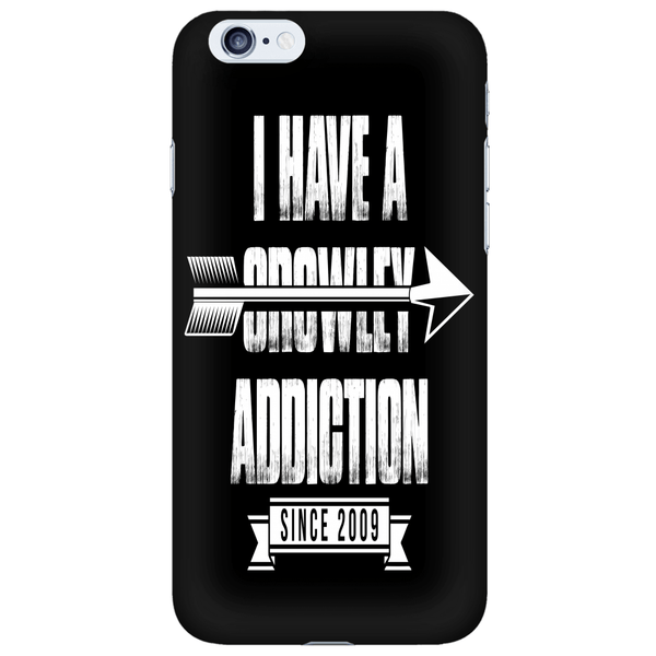 Crowley Addiction - Phonecover - Phone Cases - Supernatural-Sickness - 6