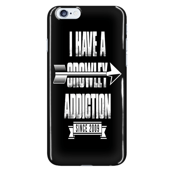 Crowley Addiction - Phonecover - Phone Cases - Supernatural-Sickness - 7