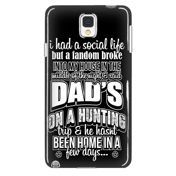 Dads on a Hunting - Phonecover - Phone Cases - Supernatural-Sickness - 2