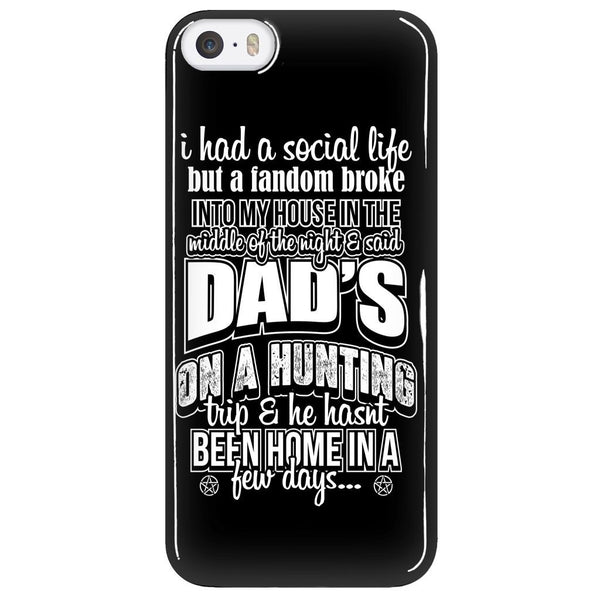 Dads on a Hunting - Phonecover - Phone Cases - Supernatural-Sickness - 5