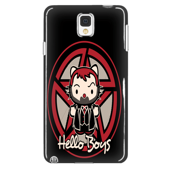 Hello Boys - Phonecover - Phone Cases - Supernatural-Sickness - 2
