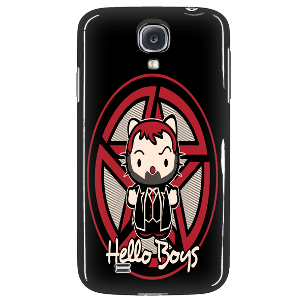 Hello Boys - Phonecover - Phone Cases - Supernatural-Sickness - 3