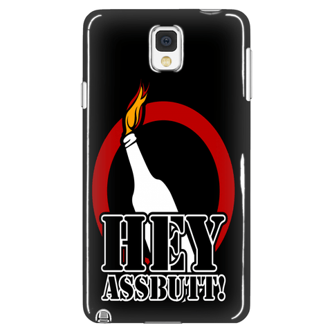 Hey Assbutt - Phonecover - Phone Cases - Supernatural-Sickness - 1