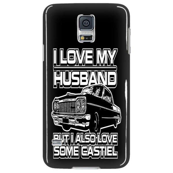 I Also Love Some Castiel - Phonecover - Phone Cases - Supernatural-Sickness - 4