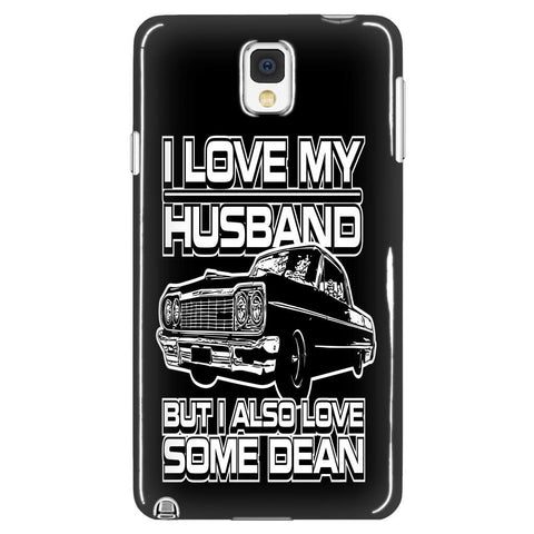 I Also Love Some Dean - Phonecover - Phone Cases - Supernatural-Sickness - 1