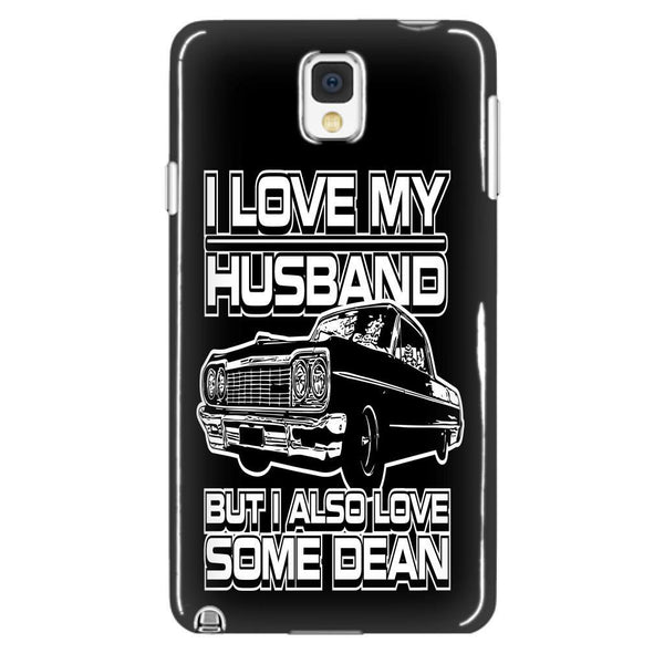 I Also Love Some Dean - Phonecover - Phone Cases - Supernatural-Sickness - 2