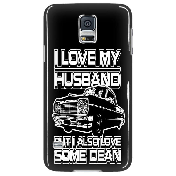 I Also Love Some Dean - Phonecover - Phone Cases - Supernatural-Sickness - 4