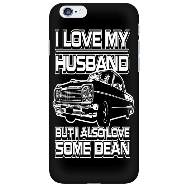 I Also Love Some Dean - Phonecover - Phone Cases - Supernatural-Sickness - 6