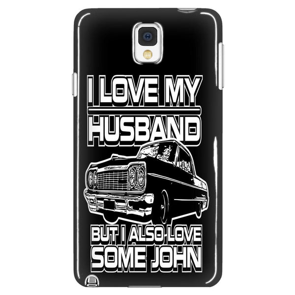 I Also Love Some John - Phonecover - Phone Cases - Supernatural-Sickness - 1