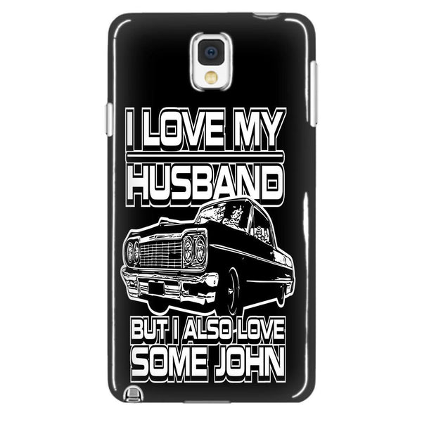 I Also Love Some John - Phonecover - Phone Cases - Supernatural-Sickness - 2