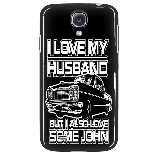 I Also Love Some John - Phonecover - Phone Cases - Supernatural-Sickness - 3