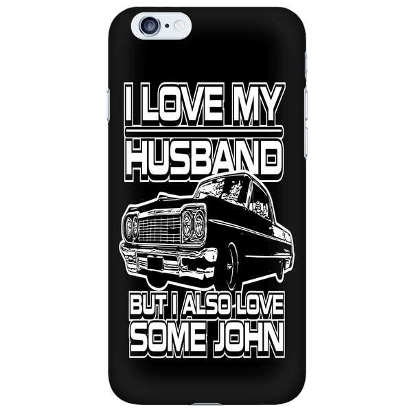 I Also Love Some John - Phonecover - Phone Cases - Supernatural-Sickness - 6