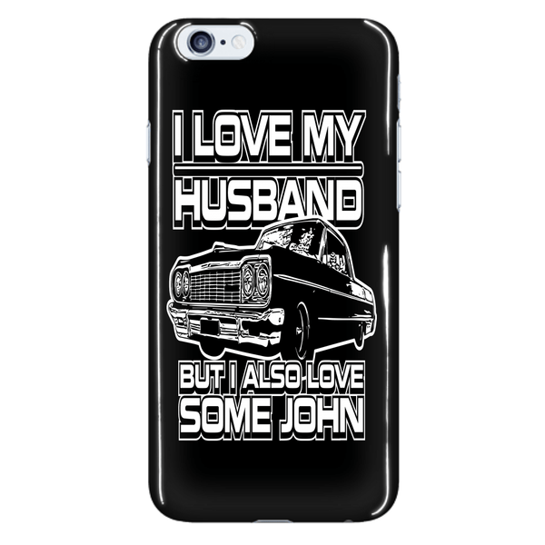 I Also Love Some John - Phonecover - Phone Cases - Supernatural-Sickness - 7