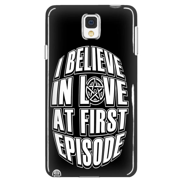 I Believe In Love - Phonecover - Phone Cases - Supernatural-Sickness - 1