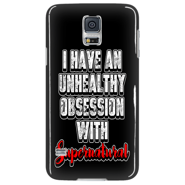 I have an unhealthy obsession with Supernatural - Phone Cover - Phone Cases - Supernatural-Sickness - 4