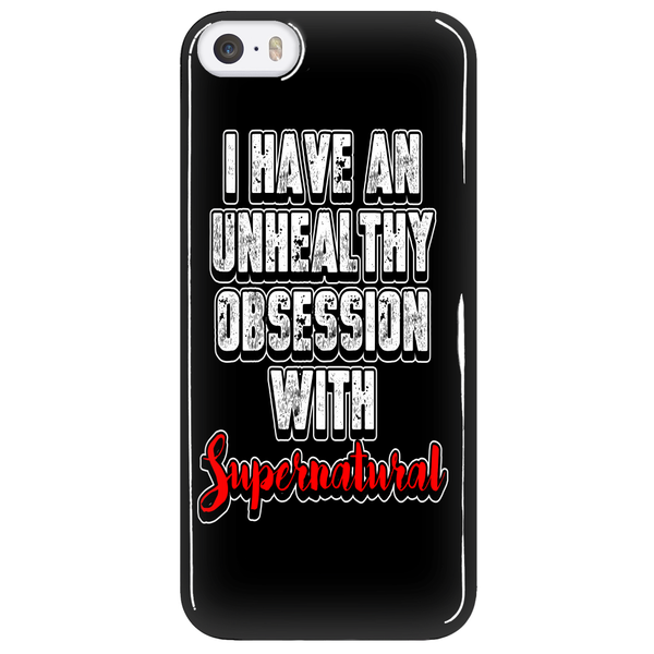 I have an unhealthy obsession with Supernatural - Phone Cover - Phone Cases - Supernatural-Sickness - 5