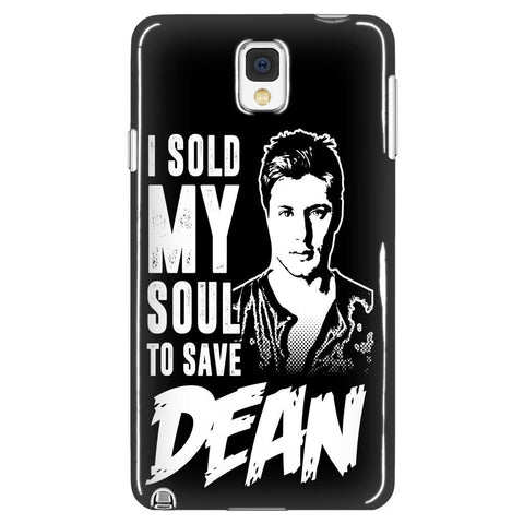 I Sold My Soul To Save Dean - Phonecover - Phone Cases - Supernatural-Sickness - 1
