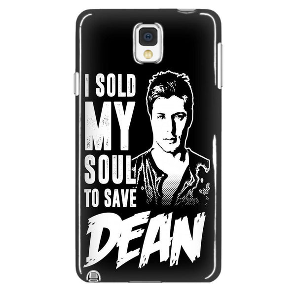 I Sold My Soul To Save Dean - Phonecover - Phone Cases - Supernatural-Sickness - 2