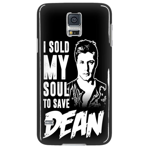 I Sold My Soul To Save Dean - Phonecover - Phone Cases - Supernatural-Sickness - 4