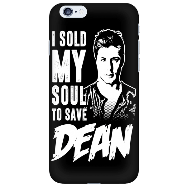 I Sold My Soul To Save Dean - Phonecover - Phone Cases - Supernatural-Sickness - 6