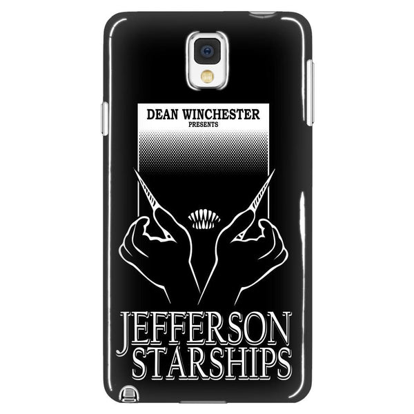Jefferson Starships - Phonecover - Phone Cases - Supernatural-Sickness - 1