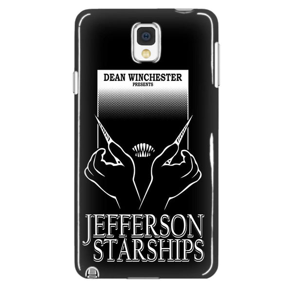 Jefferson Starships - Phonecover - Phone Cases - Supernatural-Sickness - 2